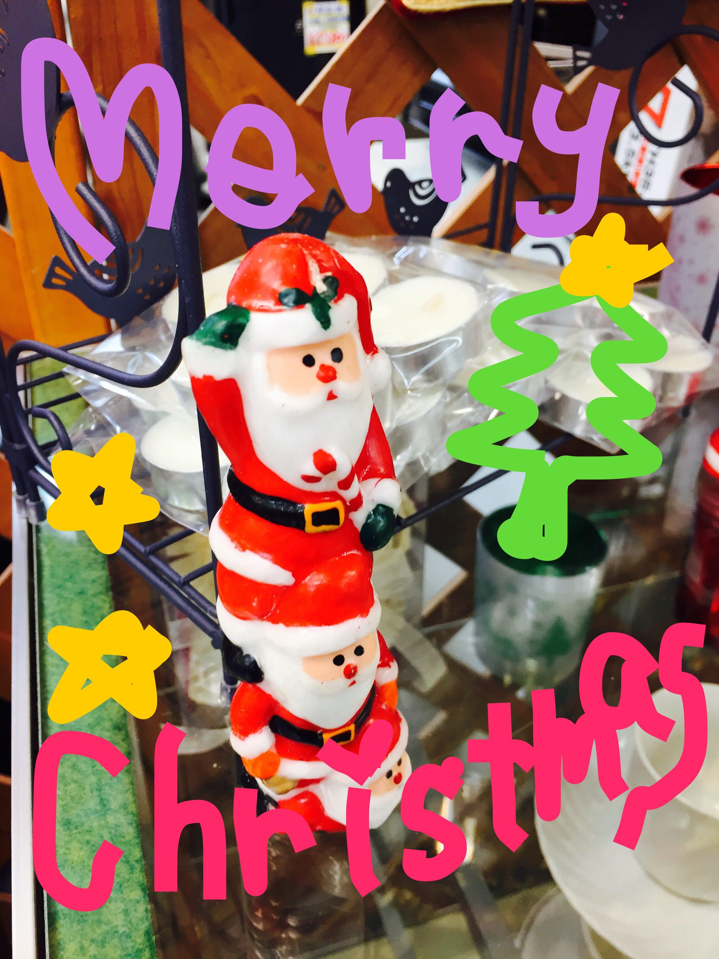クリスマスグッズ入荷!!!