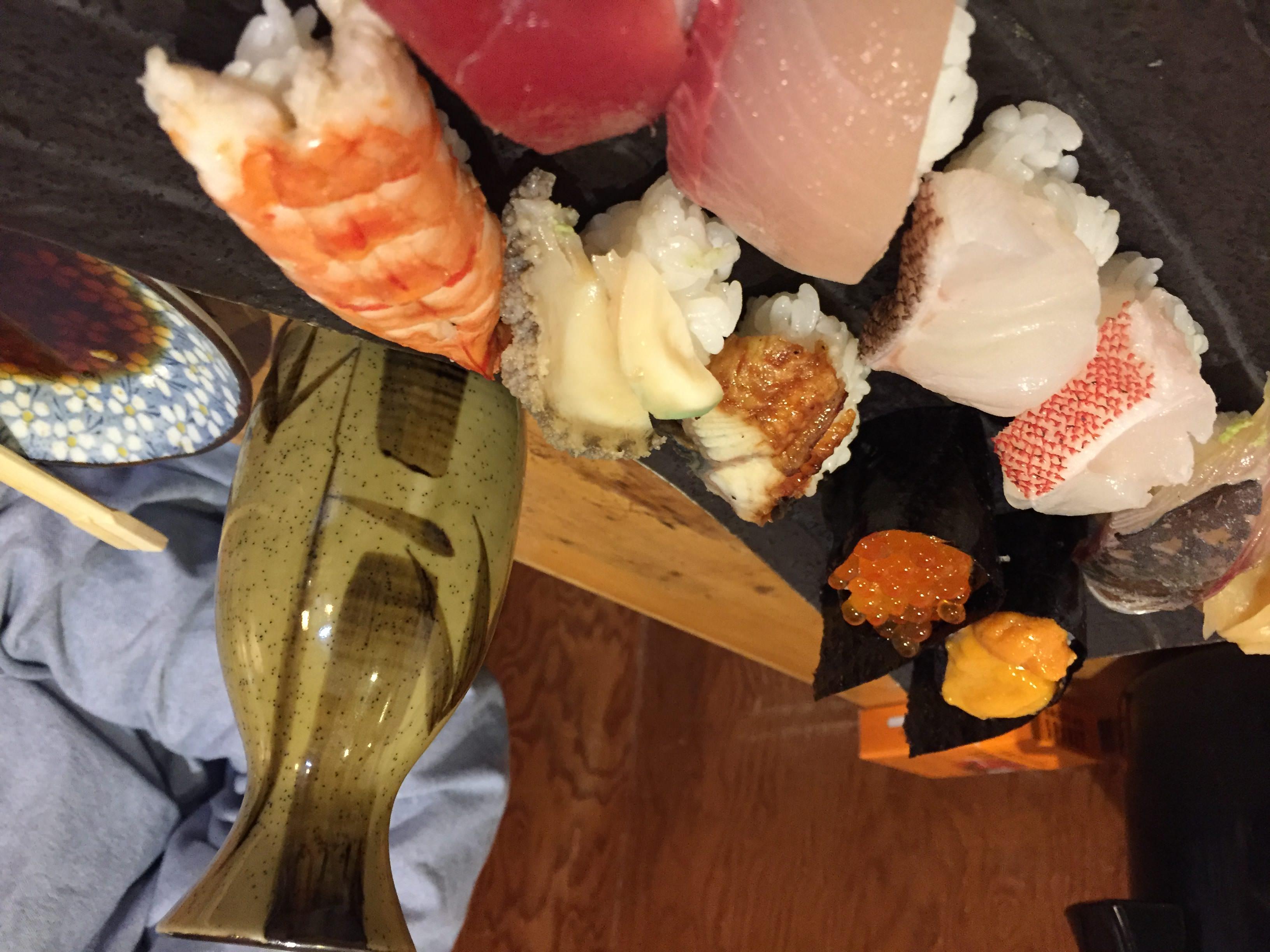 お寿司大好き😘